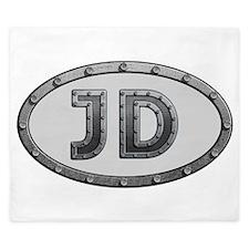 JD Metal King Duvet