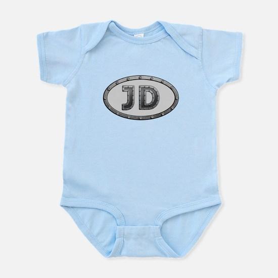JD Metal Infant Bodysuit
