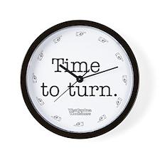 WBAW Wall Clock