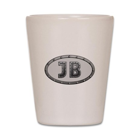JB Metal Shot Glass