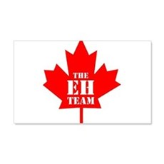The Eh Team Wall Decal
