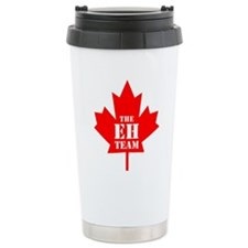 The Eh Team Travel Coffee Mug