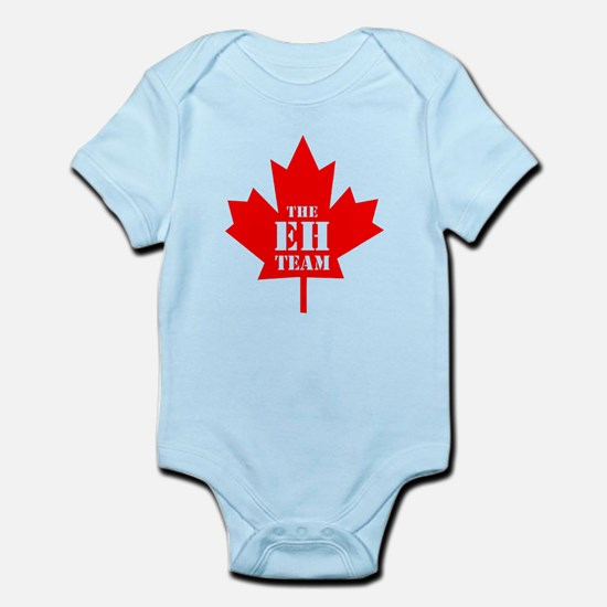 The Eh Team Infant Bodysuit