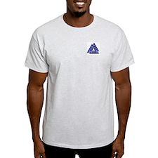 Valknut Grey T-Shirt