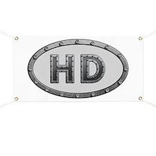 HD Metal Banner