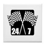 24/7 Racing Tile Coaster