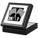 24/7 Racing Keepsake Box