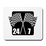 24/7 Racing Mousepad