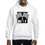 24/7 Racing Hooded Sweatshirt