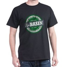 Arapahoe Basin Ski Resort Colorado Green T-Shirt