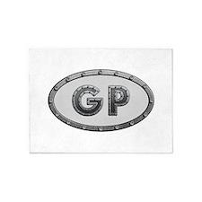 GP Metal 5'x7'Area Rug