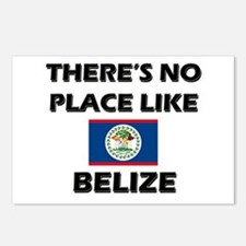 There Is No Place Like Belize Postcards (Package o
