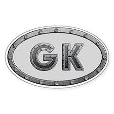 GK Metal Decal