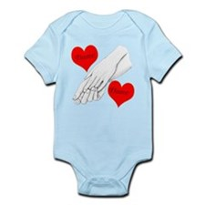 Custom Romance Infant Bodysuit