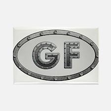 GF Metal Rectangle Magnet