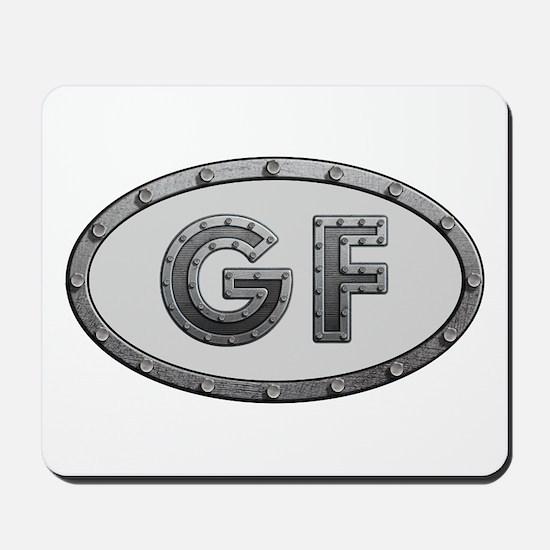 GF Metal Mousepad