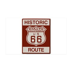 Rialto Route 66 Wall Decal