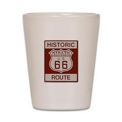 Rialto Route 66 Shot Glass