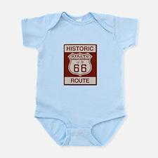 Rialto Route 66 Infant Bodysuit