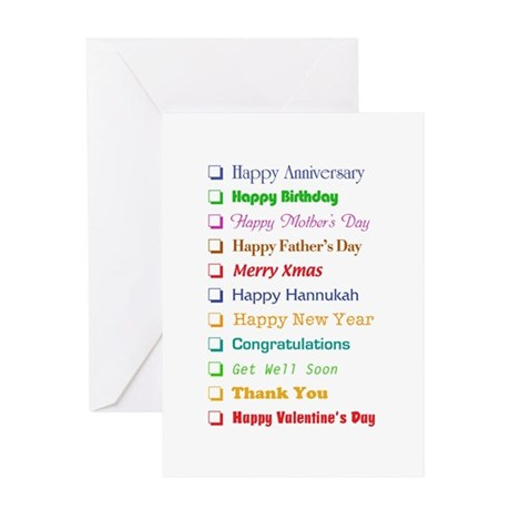 generic Greeting Cards