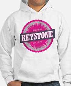 Keystone Ski Resort Colorado Pink Hoodie