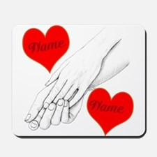 Custom Romance Mousepad