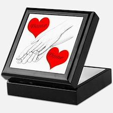 Custom Romance Keepsake Box
