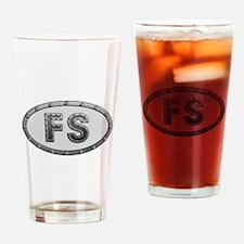 FS Metal Drinking Glass