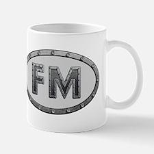 FM Metal Mug