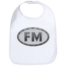 FM Metal Bib