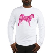 Greenland Dog Long Sleeve T-Shirt