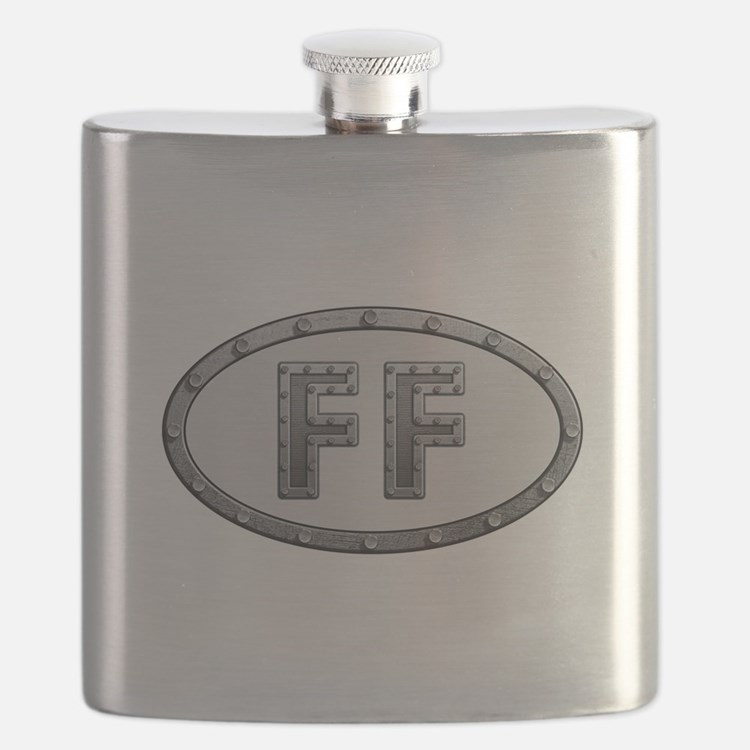 FF Metal Flask