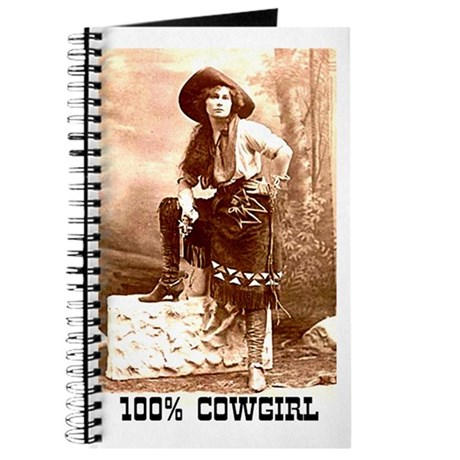 Cowgirl Journal