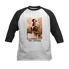 Cowgirl Kids Baseball Jersey