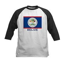 Belize Flag Merchandise Tee