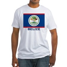 Belize Flag Merchandise Shirt