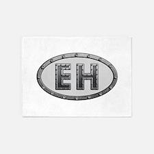 EH Metal 5'x7'Area Rug