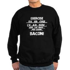 Exercise Sweatshirt