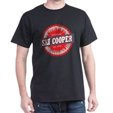 Ski Cooper Ski Resort Colorado Red T-Shirt