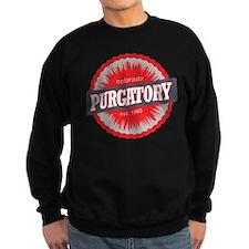 Purgatory Ski Resort Colorado Red Jumper Sweater