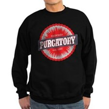 Purgatory Ski Resort Colorado Red Sweatshirt