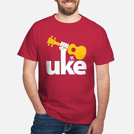 Uke Fist Dark T-Shirt