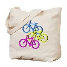 Bicycles | Tote Bag
