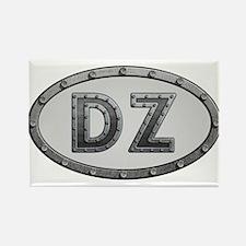 DZ Metal Rectangle Magnet