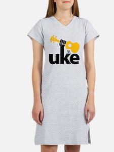 Uke Fist Women's Nightshirt