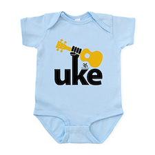 Uke Fist Infant Bodysuit