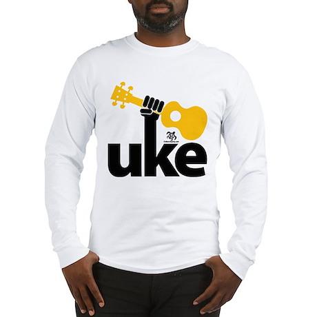 Uke Fist Long Sleeve T-Shirt