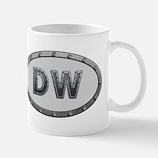 DW Metal Mug