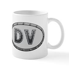 DV Metal Mug