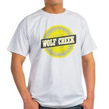 Wolf Creek Ski Resort Colorado Yellow T-Shirt